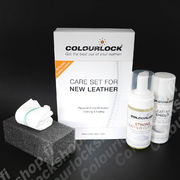 New Leather Care Set - Strong
