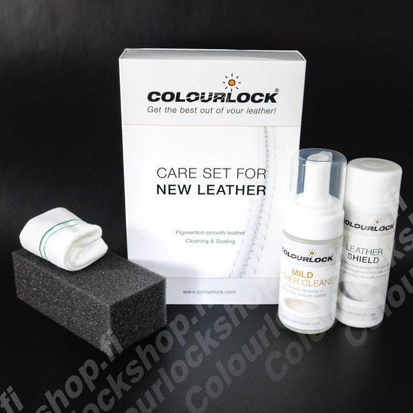 New Leather Care Set